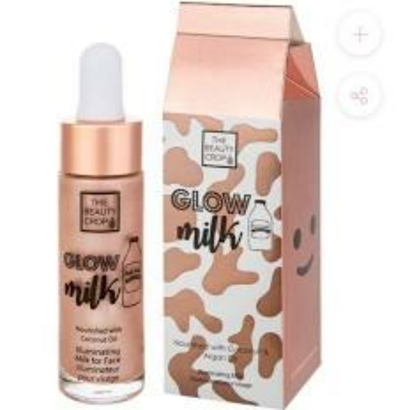 Glow Milk Dropper Liquid Highlighter